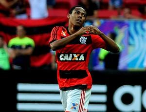 Elias Flamengo gol atlético-mg série A (Foto: Andressa Anholet / Agência Estado)