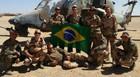 Brasileiros combatem  no Mali (Diego Gonzales/Arquivo Pessoal)