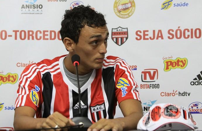Diego Pituca (Foto: Rogério Moroti/Ag. Botafogo)