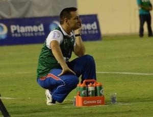 Confiança, Bahia, Batistão, Copa do Nordeste, Doriva (Foto: João Áquila / GloboEsporte.com)
