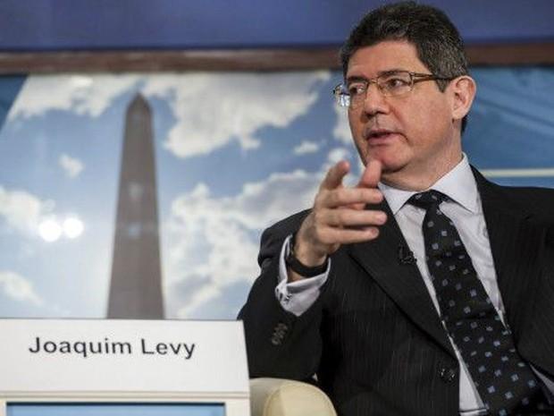 O ministro da Fazenda, Joaquim Levy participou das reuniões do Banco Mundial e do FMI em Washington e é favorável à reforma do fundo (Foto: Reprodução/BBC)