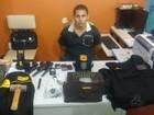 Dois são presos suspeitos de assaltar vigilância de hidrelétrica no Amapá