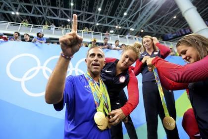 Adam Krikorian Estados Unidos polo aquático (Foto: Reuters)