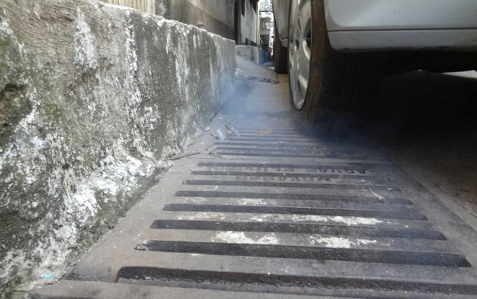 Resultado de imagem para caesb teste da fumaça