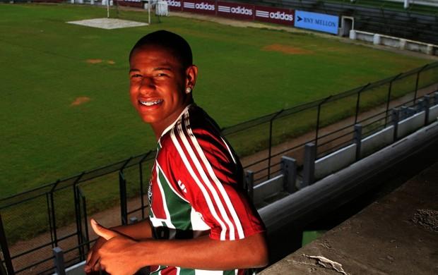 robert fluminense (Foto: Nelson Perez/FluminenseF.C.)