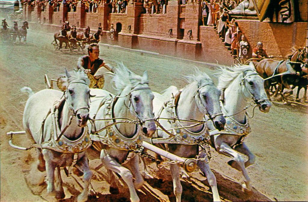 Ben-Hur (1959) (Foto: Divulgao)