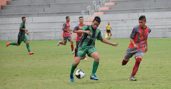 Manaus e Tarumã Amazonense Sub-20 (Foto: Emanuel Mendes Siqueira)