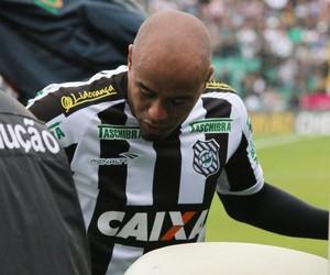 thiago heleno figueirense (Foto: Luiz Henrique / FFC)