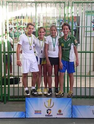 Seletiva Badminton Jogos Escolares (Foto: Reprodução/Facebook)