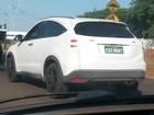 SUV compacto da Honda é flagrado em testes no interior de São Paulo