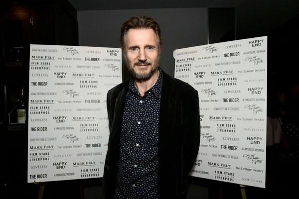 Ator Liam Neeson está se despedindo dos filmes de ação (Foto: Getty Images)