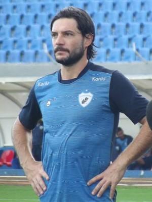 germano londrina jogo-treino linense (Foto: Rafael Ribeiro/Londrina Esporte Clube)