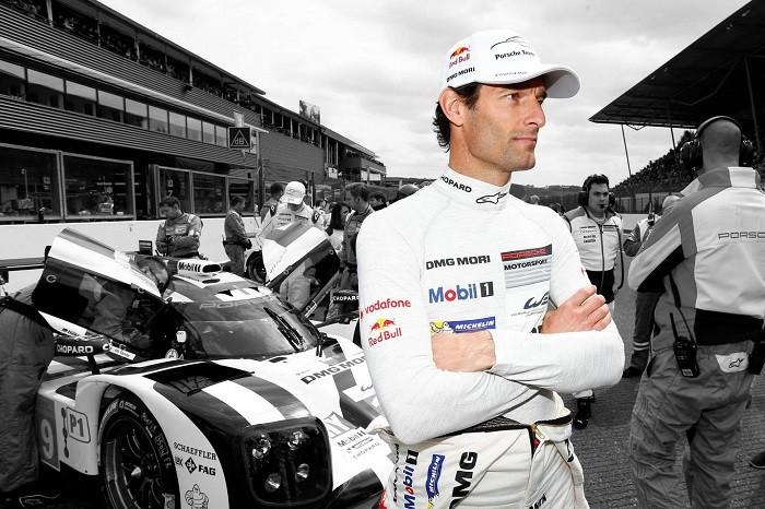 Mark Webber - Porsche