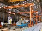 Produção industrial cai, e estoques aumentam em fevereiro, diz CNI