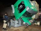 Após denúncia anônima, PRF de Muriaé recupera caminhão furtado