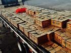 Comerciante é preso suspeito de comprar carga de alho roubada