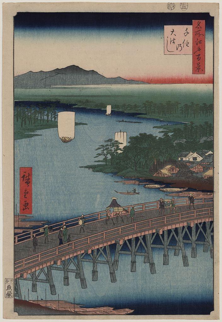 (Foto: Andō, Hiroshige )