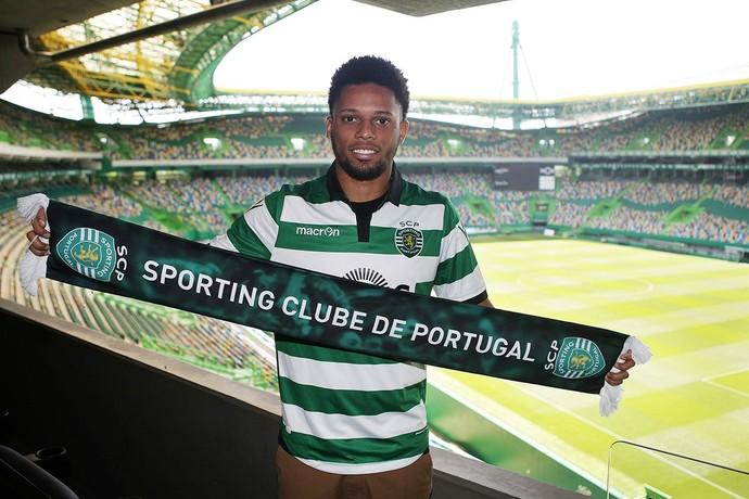 André Sporting (Foto: Divulgação)