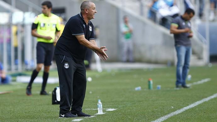 James Freitas Grêmio x Botafogo (Foto: Lucas Uebel/Divulgação Grêmio)