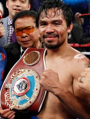 Manny Pacquiao x Timothy Bradley, boxe (Foto: Agência Reuters)