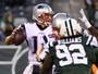Brady atinge marca de 200 vitórias na NFL e comanda Patriots contra os Jets