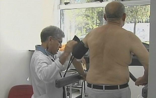 60% dos casos de doenças cadiovasculares atinge homens (Foto: Bom Dia Amazônia)