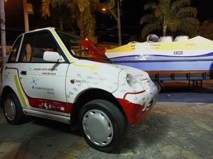 Buzios ganha programa de Mobilidade Elétrica (Foto: Bruno Itan)
