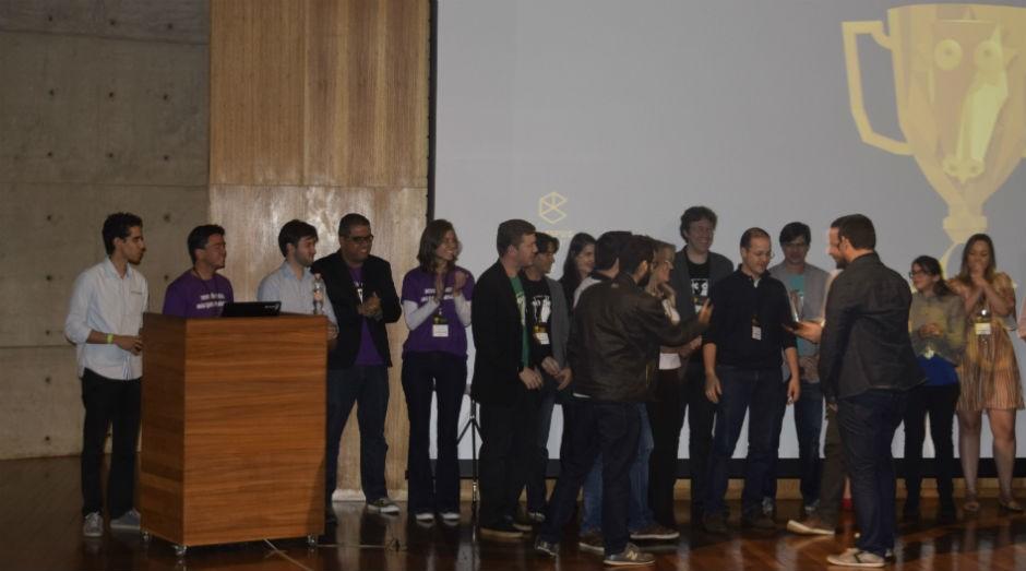 As startups tiveram seis minutos para fazer um pitch e mostrar seus projetos para especialistas do ecossistema (Foto: Divulgação)