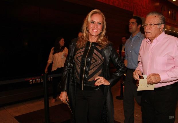 Helô Pinheiro e o marido Fernando (Foto: Celso Tavares/EGO)