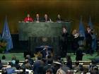 Acordo para frear mudanças climáticas é assinado por 175 países