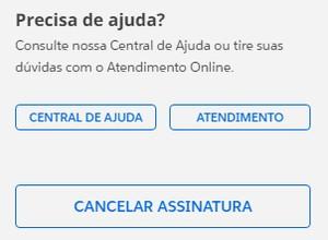 Cancelar Assinatura Globoplay (Foto: Globoplay)