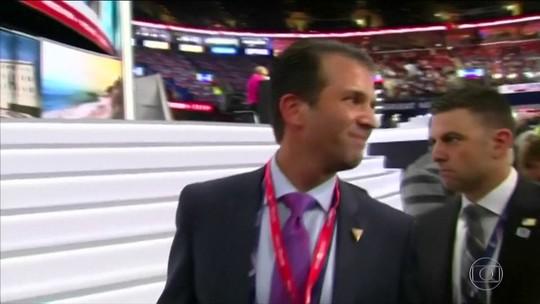 Ex-militar russo também participou de reunião com filho de Trump
