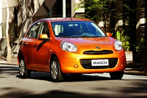 Nissan March (Foto: Nissan)