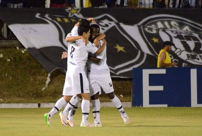 ABC x Fortaleza - Estádio Frasqueirão (Foto: Frankie Marcone/ABC)
