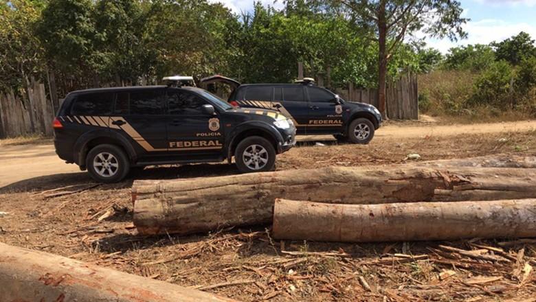Polícia-Federal-Maranhão (Foto: Polícia Federal do Maranhão)