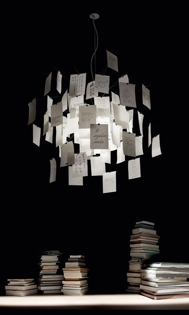 As 5 luminárias mais ousadas de Ingo Maurer (Foto: Divulgação)