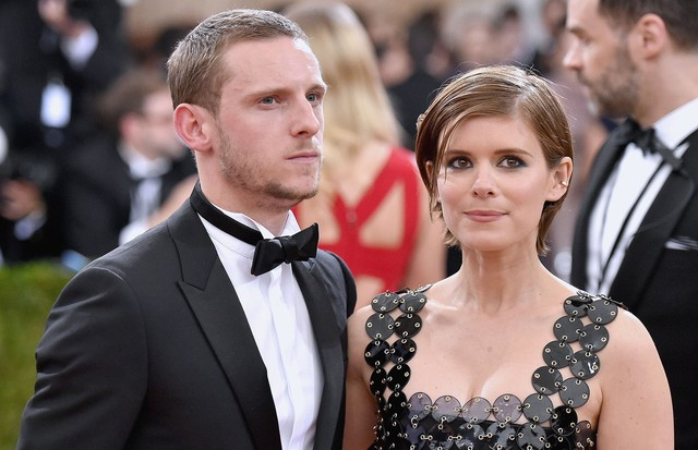 Jamie Bell e Kate Mara (Foto: Getty Images)