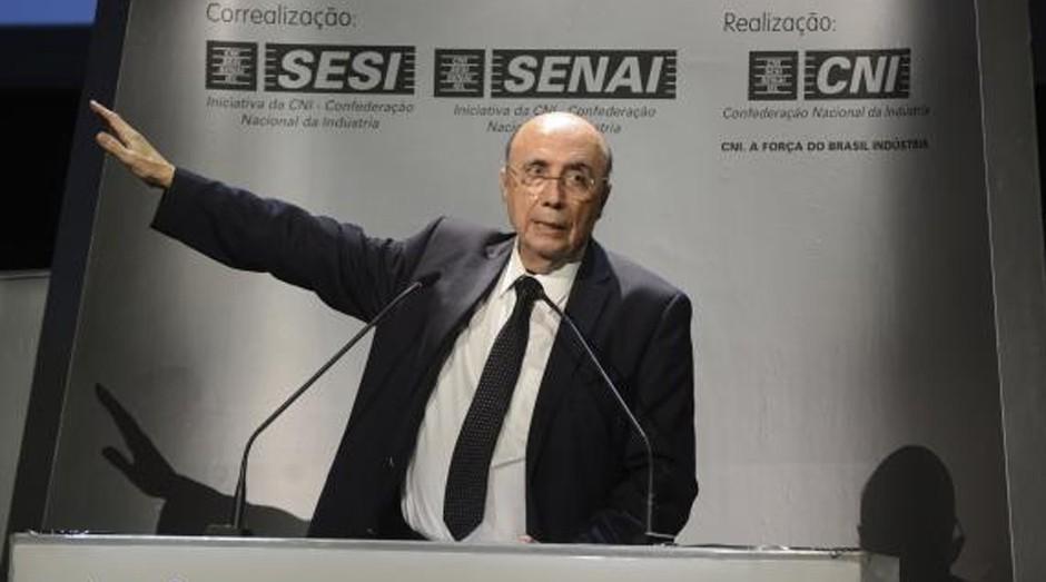 Ex-presidente do Banco Central, Henrique Meirelles assume o Ministério da Fazenda (Foto: Valter Campanato/Arquivo Agência Brasil)