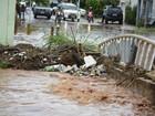 Mais de 105 toneladas de lixo são recolhidas após chuva em Araguaína