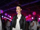 Thaila Ayala é eleita a mais estilosa em festival de música em São Paulo