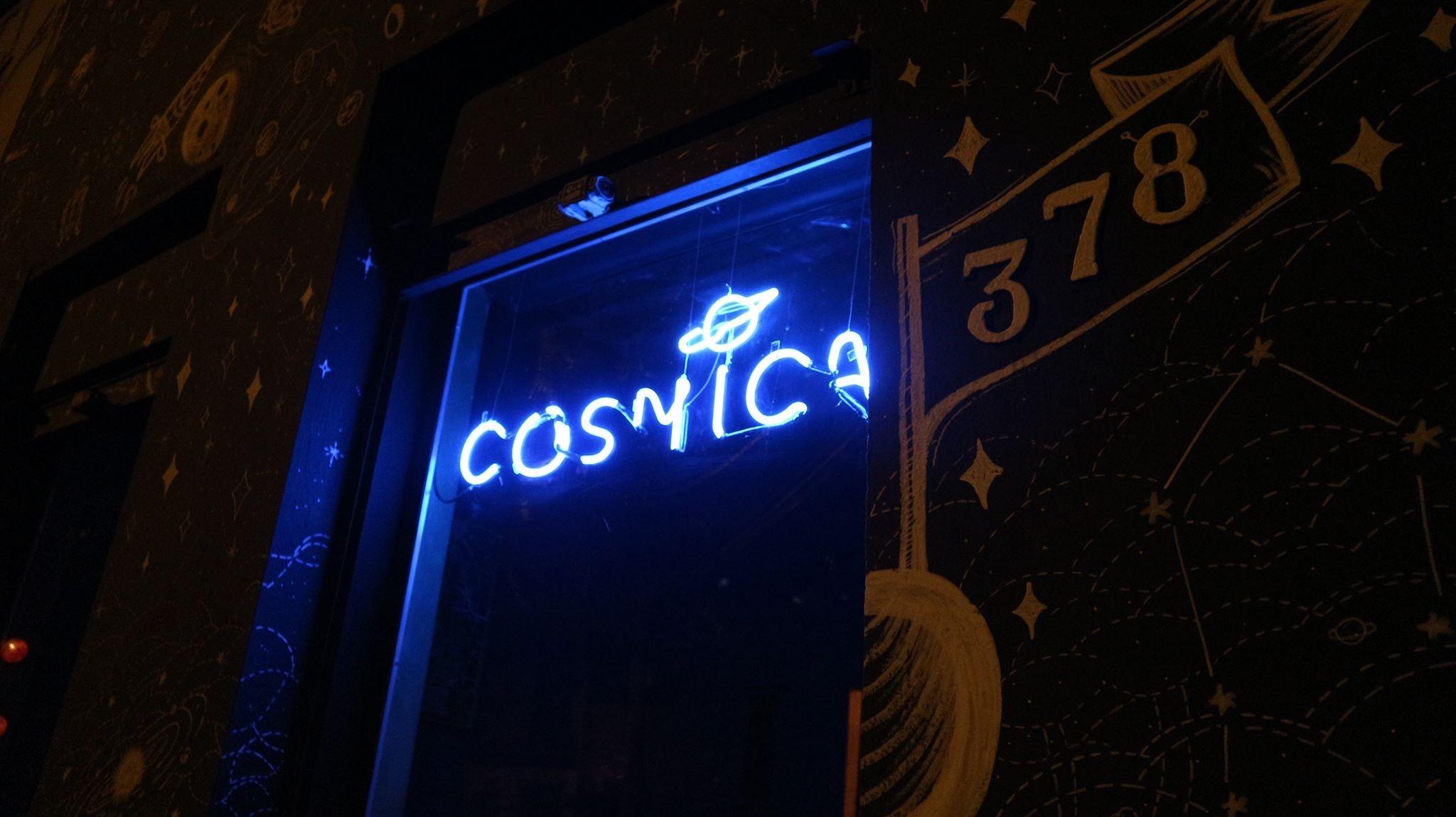 Cósmica (Foto: Reprodução)