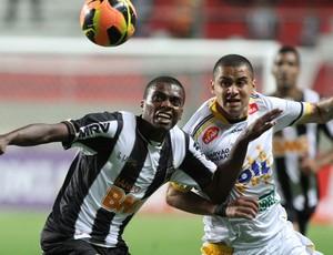 Jemerson e Wellington Paulista Atlético-MG x Criciúma (Foto: Paulo Fonseca / Ag. Estado)