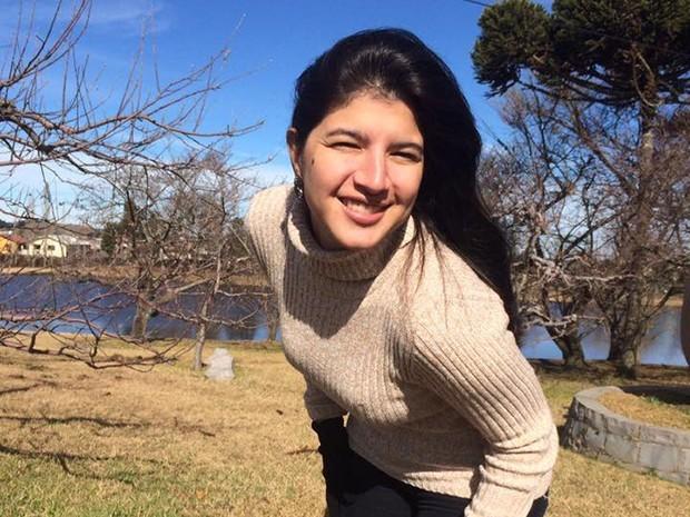 Mariana Costa foi morta pelo cunhado após ser estuprada na casa onde morava (Foto: Reprodução / Faceboook)