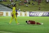 """Após derrota por 3 a 0, goleiro Lucas rebate: """"Sabemos da nossa qualidade"""""""