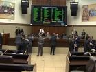 Pedido de impeachment de Marcio Lacerda é lido da Câmara de BH