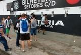 Figueira faz promoção de ingressos para sócios no duelo com o Grêmio