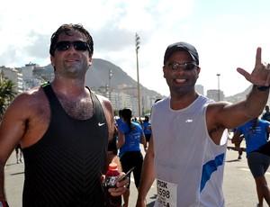 MEIA MARATONA DO RIO 2012 TOMAZ E JOÃO EU ATLETA CORRIDA (Foto: Bebel Clark / Globoesporte.com)