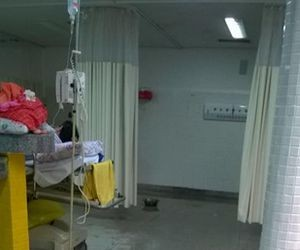 Hospital de Urgência de Sergipe (Foto: Internauta)