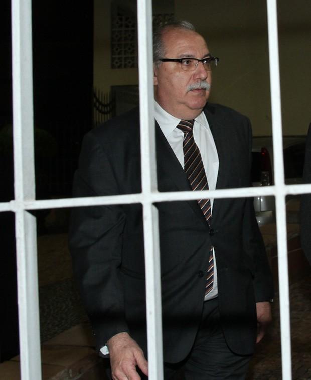 Francisco Montagner, irmão de Domingos (Foto: Amauri Nehn/Brazil News)