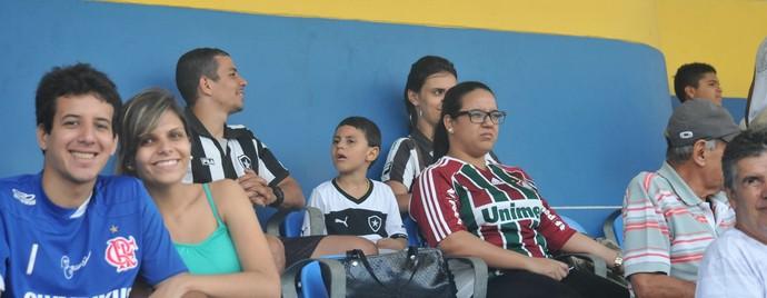 Madureira, Conselheiro Galvão (Foto: Sidnei Parraro)